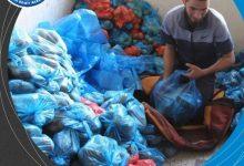 Photo of توزيع (100) سلة خضار على عائلات فقيرة بغزة