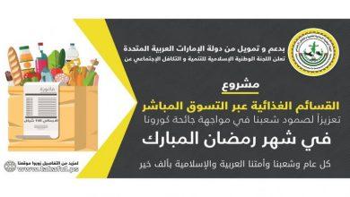 Photo of في رمضان مشروع القسائم الشرائية بقيمة 140 شيكل من تكافل