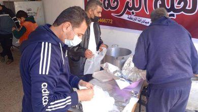Photo of اليوم افتتاح #تكية_البركة باطعام أكثر من سبعين عائلة متعففة لتكون هذه التكية عونا للفقراء
