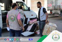 Photo of وزارة التنمية الإجتماعية إغاثة طارئة وعاجلة لتوزيعها لمتضرري العدوان